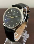 Zenith Elite Blue Dial Automatic Ultra-thin Ss Watch Ref 90/02 0040 680