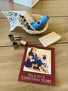 American Girl Doll Felicity Shrewsbury Cakes Kit Cookie Cutters Pamphlet