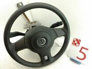 2011 2012 2013 Volkswagen Steering Column Assembly Wheel Switches Key