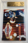 2005 Topps Chrome Golden Anniversary Gold Nugget Ref Peyton Manning Bgs 9.5 /100