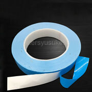 Double Side Adhesive Tape Transfer Heat Thermal Conduct For Led Pcb Cpu Heatsink