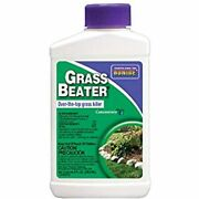 Bonide Bnd7458 - Grass Beater Concentrate Over-the-top Weed Killer 8 Oz.