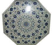 36 Marble Dining Table Top Inlay Rare Semi Antique Center Coffee Table Ar1211