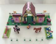 Lego Friends Set Of Two - 3189 Heartlake Stables And 3315 Olivia's House