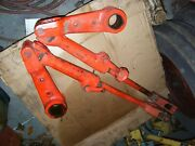 Vintage Ji Case 930 Row Crop Tractor- 3 Point Upper Arms And Lift Links -1966