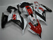 Injection Fairing Fit For Ninja300 Ex300 2013-2017 Red White Black Complete Abs