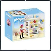 New Playmobil Hotel Gift Shop Store With Merchandise Display Play Set 5268
