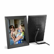 Nixplay 2k Smart Digital Picture Frame 9.7 Inch, Share Video Clips And Photos...
