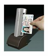 Driver License Scanner With Age Verification W/scan-id Full Version, For Win...