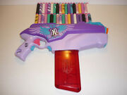 Nerf Rebelle Rapid Red Secrets And Spies Motorized Dart Gun With 38 Darts