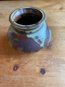Vintage Collectible North West American Usa Studio Art Pottery Signed Mideke