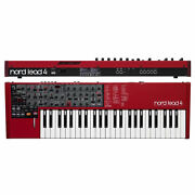 Nord Lead 4 Performance Synthesizer Brand New - Lead-4 Four Synth
