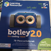 🌎 Botley 2.0 Coding Robot 78 Piece Activity Set - Learning Resourcesnew ‼️