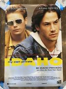 My Own Private Idaho 1991 Original Movie Poster - Rolled