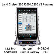 Car Multimedia Player Stereo Radio Android For Toyota Land Cruiser J200 Roraima