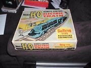 Superb Rare Marx Train Set Not Complete New York Central Electric 1950-60 H/o