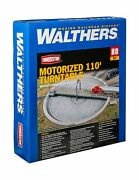 Walthers Inc. Motorized Turntable Assembled Train 16-7/16 41.7cm