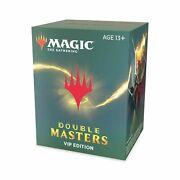 Magic The Gathering Double Masters Vip Edition | 33 Cards 23 Foils