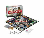 Monopoly Dr. Who Edition 50th Anniversary Collector's Edition