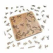 Mind Bending Wooden Jigsaw Puzzle | Difficult Puzzles For Adults And Kids | 2...