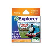 Leapfrog Leappad Ultra Ebook Adventure Builder Thomas And Friends The Great...