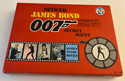 Rare James Bond 007 Complete Spy Set As Seen In The Movies New In Box