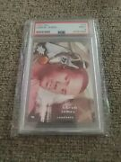 Lebron James 2004 Upper Deck Ud Spx 2nd Year Psa 9 Mint Cavaliers Lakers 13