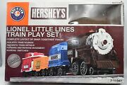 Lionel Little Lines Hershey's Interactive Freight Train Playset 2013 O Scale