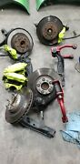 Nissan Skyline R34 Calipers And Spindles