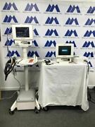 Medrad Veris Mr Vital Signs 8600 Monitor Tower And Patient Monitor