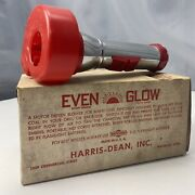 Rare Vintage Rayovac Even-glow Blower Model 160 Nos Tested Charcoal Starter