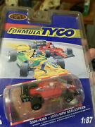Formula Tyco 27 Agip Red Indy Racecar Magnum X-3 Slot Car 187 Scale