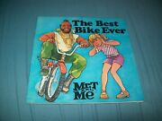 Mr. T And Me Best Bike Ever Hard To Find Comic Book Format Kids Book A-team Rare