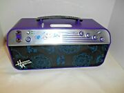 Hanna Montana Speaker System For Ipod And Disney Mix Stick Amplifier Boom Box