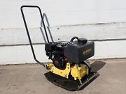 New Bomag Bvp 12/50a Vibratory Plate Compactor Single Direction Water Kit