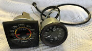 Vintage Ski Doo Snowmobile Speedometer Parts And Cable