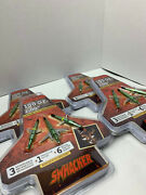 4 Packages Swhacker Mechanical Broadheads Expandable 100 Grain 2 Cut