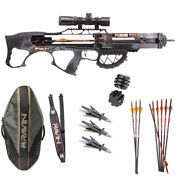Ravin R26 Crossbow Ready-to-hunt Package With Lots Of Extras