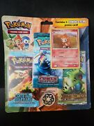 Pokemon Base Ex Blister 3 Pack -dragon Frontiers Power Keepers Crystal Vintage