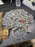 Vintage Mckay Tire Chains One Pair Passenger Car Chains Type P Stock 1234