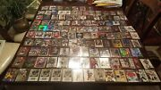 126 Tom Brady Card Investment Lot, Commons And Some Numbered Of All Card Brands