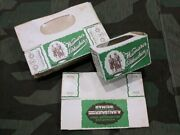 One Vintage 1930s 1940s German Weimerer Lebkuchen Cookie Paper Box Wwii Rations