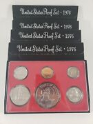 1976-s Proof Set United States Us Mint Original Government Packaging Lot 5