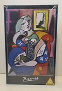Piatnik Puzzle 1000 Pieces - Picasso Woman With A Book - 534140 - New Sealed
