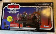 Star Wars Carbon Freezing Chamber Vintage Collection W/ Stormtrooper Figure New