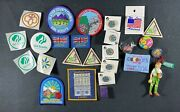 Girl Scout Ornament Patches Pins Try Its