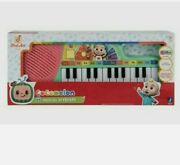 Brand New Ships Same Day 2 Cocomelon First Act Musical Keyboard Friends Toy Set