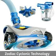 Zodiac Mx6 Active Pool Cleaner X-drive Navigation And Active Scrubber Upgrade + Cy