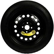 Fits 13-16 Accent 12-16 Rio Spare Tire And Wheel Assembly W/15 Or 17 Inch Wheels