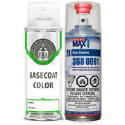 Touch Up Spray Paint For Fiat W/spraymax 2k Clr Opt - Pick Your Color